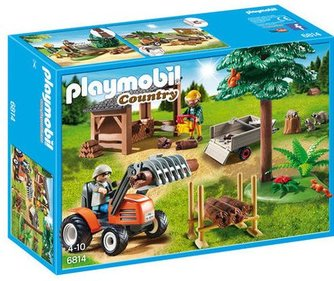 Playmobil Country tractor 6814