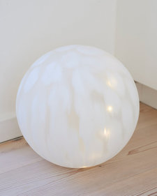 Sirius Cloudy Ball lamp