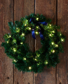Sirius Christmas wreath
