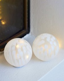 Sirius Cloudy Balls lamps set