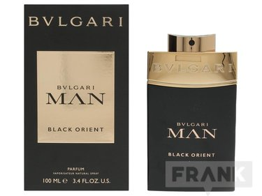 Bvlgari Man Black Orient Edp Spray