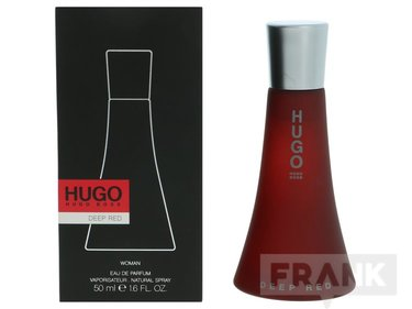 Hugo Boss Deep Red Woman Edp Spray