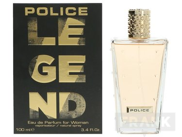 Police Legend For Woman Spray EDP