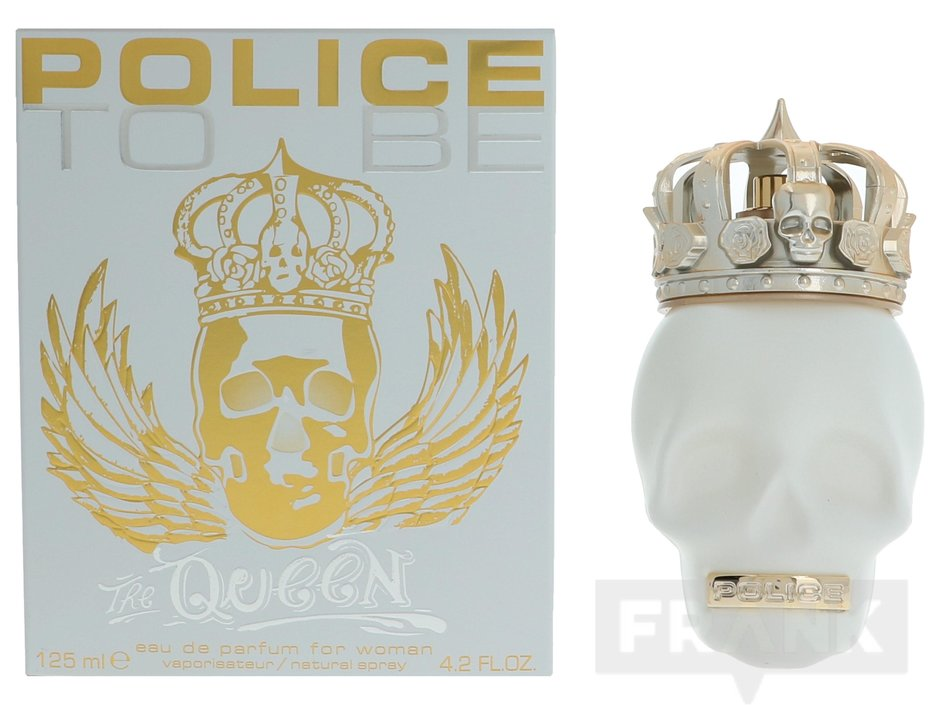 Police To Be The Queen For Women Spray EDP
