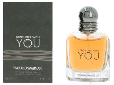 Armani Stronger With You Pour Homme Spray EDT
