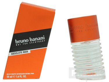 Bruno Banani Absolute Man Edt Spray