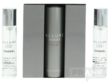 Chanel Allure Homme Sport Eau Extreme Giftset EDT