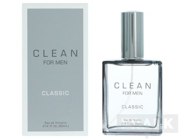 Clean Classic For Men Edt Spray