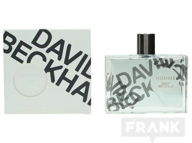 David Beckham Homme Spray EDT