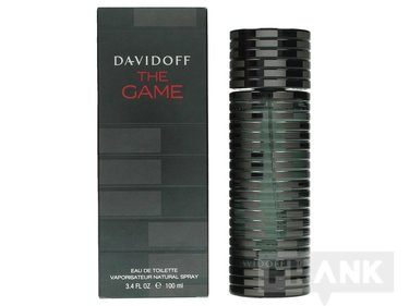 Davidoff The Game Spray EDT
