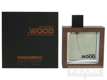 Dsquared He Wood Rocky Mountain Edt Spray