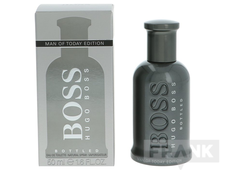 Want To Buy Hugo Boss Bottled Limited Edition Frank
