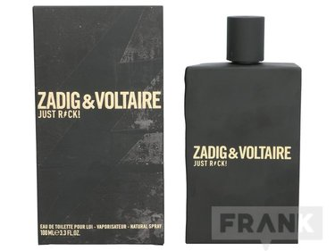 Zadig & Voltaire Just Rock! For Him Spray EDT