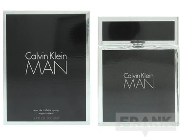 Calvin Klein Ck Man Edt Spray