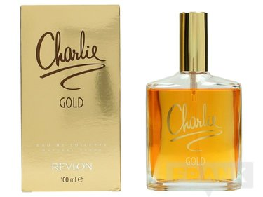Revlon Charlie Gold Edt Spray
