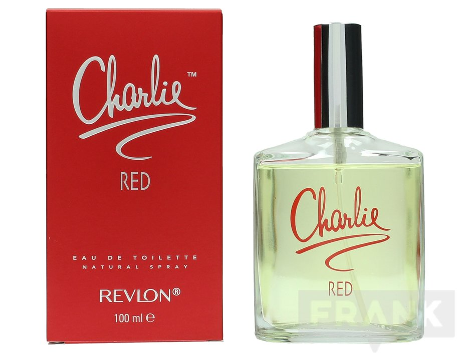 Revlon Charlie Red Spray EDT