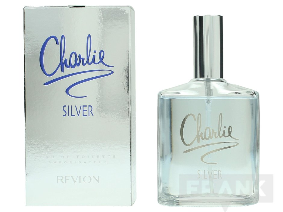 Revlon Charlie Silver Spray EDT
