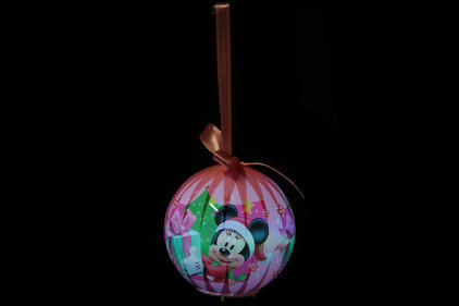Disney Minnie Mouse LED Weihnachtskugel