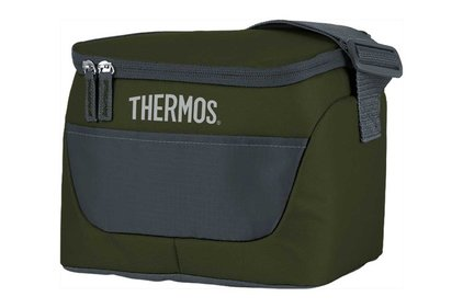 Thermos New Classic 5L dark green cooler bag