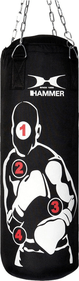 Hammer Boxing Sparring Pro punching bag
