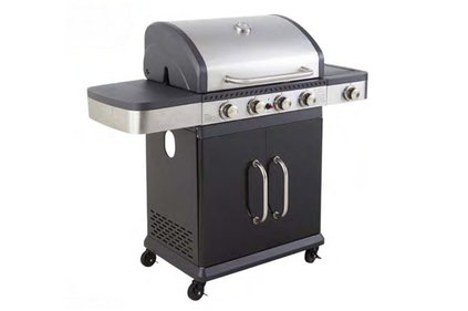 AMERICAIN GASBARBECUE 4BR SIDE