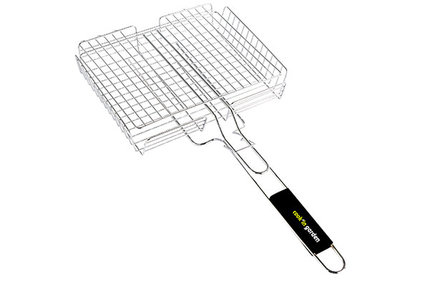 BARBECUEGRILL MAND 3NIVEAUS  31X26CM