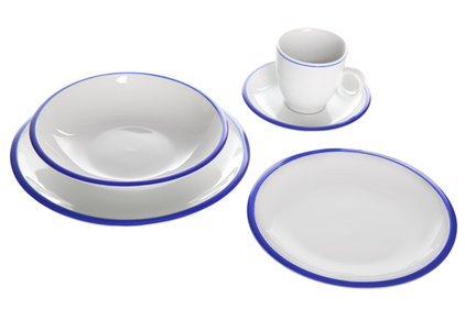 PLEASURE BLUE DINNERSET S20