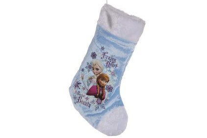 Disney Christmas stocking Frozen Elsa and Anna
