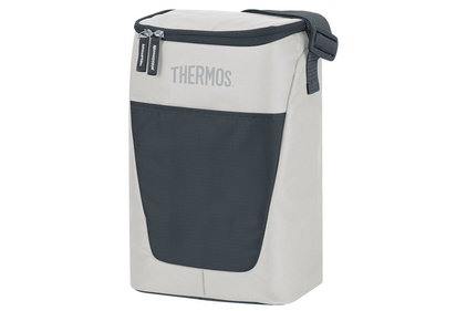 Thermos New Classic 8L light gray cooler bag