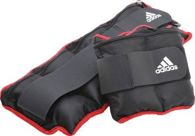Adidas adjustable ankle and wrist weights