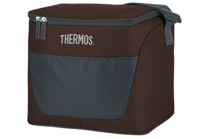 Thermos New Classic 13L brown cooler bag