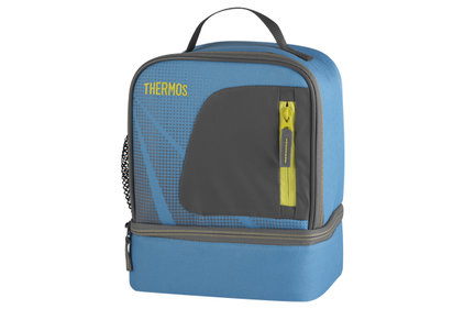 RADIANCE DUAL COMPARTM LUNCHKIT TURKOOIS