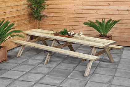 Gardexo Picknicktafel Superieur