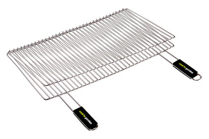 BARBECUEGRILL DUBBEL RE 60X40CM