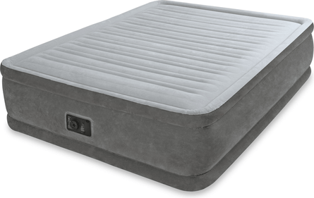 "Intex Comfort Plush Elevated Airbed ""Queen"""