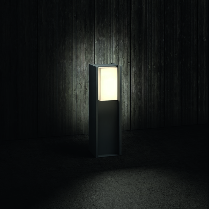 Philips Hue Outdoor Lampen.Want To Buy Philips Hue Outdoor Turaco Pedestal Lamp Frank