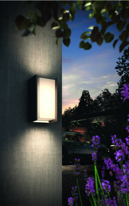 Philips Hue Outdoor Turaco muurlamp