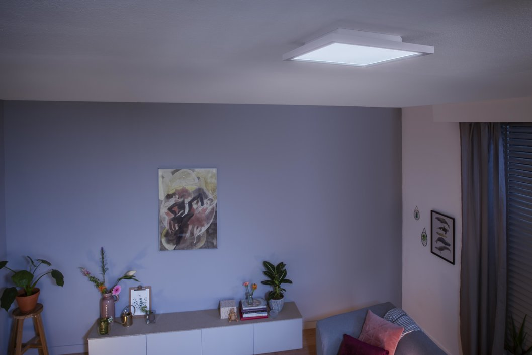 Philips Hue Aurelle Square Small plafonnière