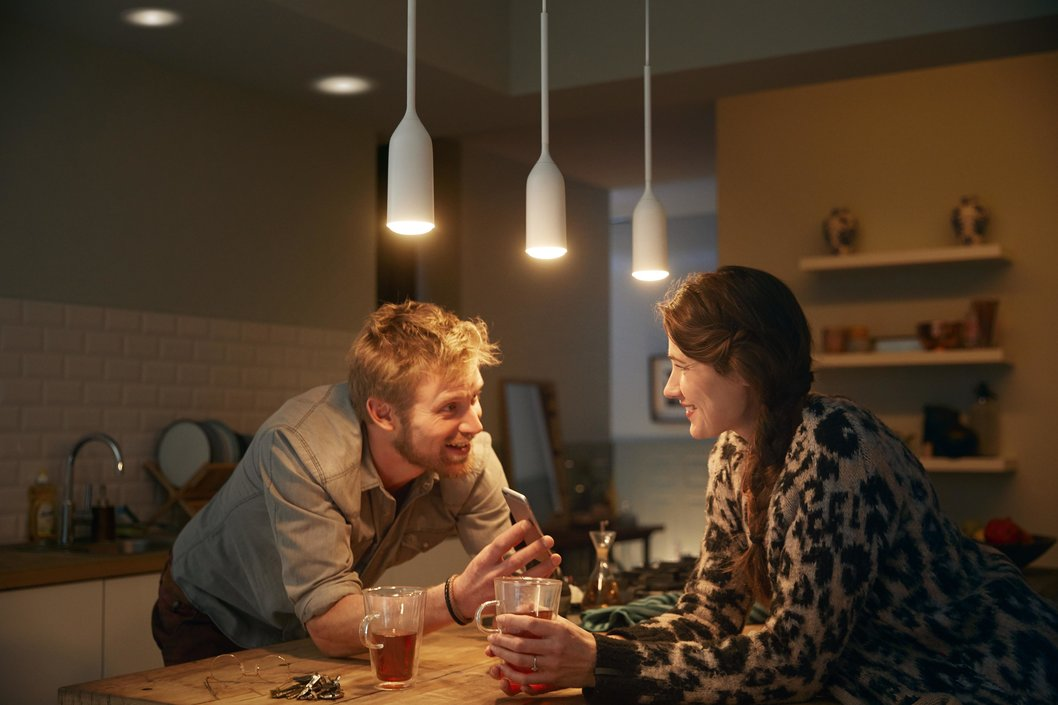 Philips Hue Devote hanglamp