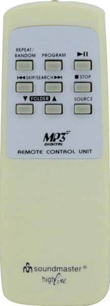 Soundmaster RCD1350BE radio