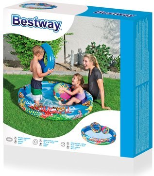Bestway play pool set kinderzwembad