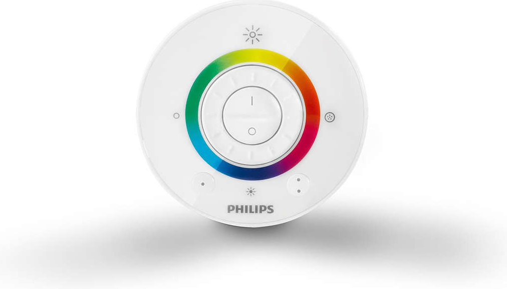 Philips LivingColours Iris tafellamp