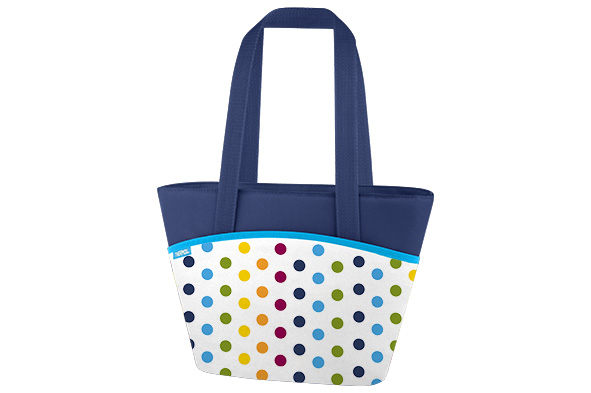 Thermos Dots And Stripes 7L koeltas