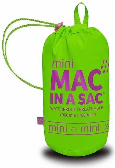 Mac in a Sac Neon Jacket kinderregenjas