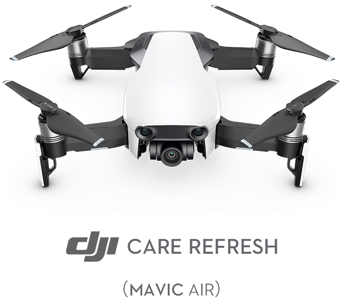 DJI Care Refresh Mavic Air verzekering