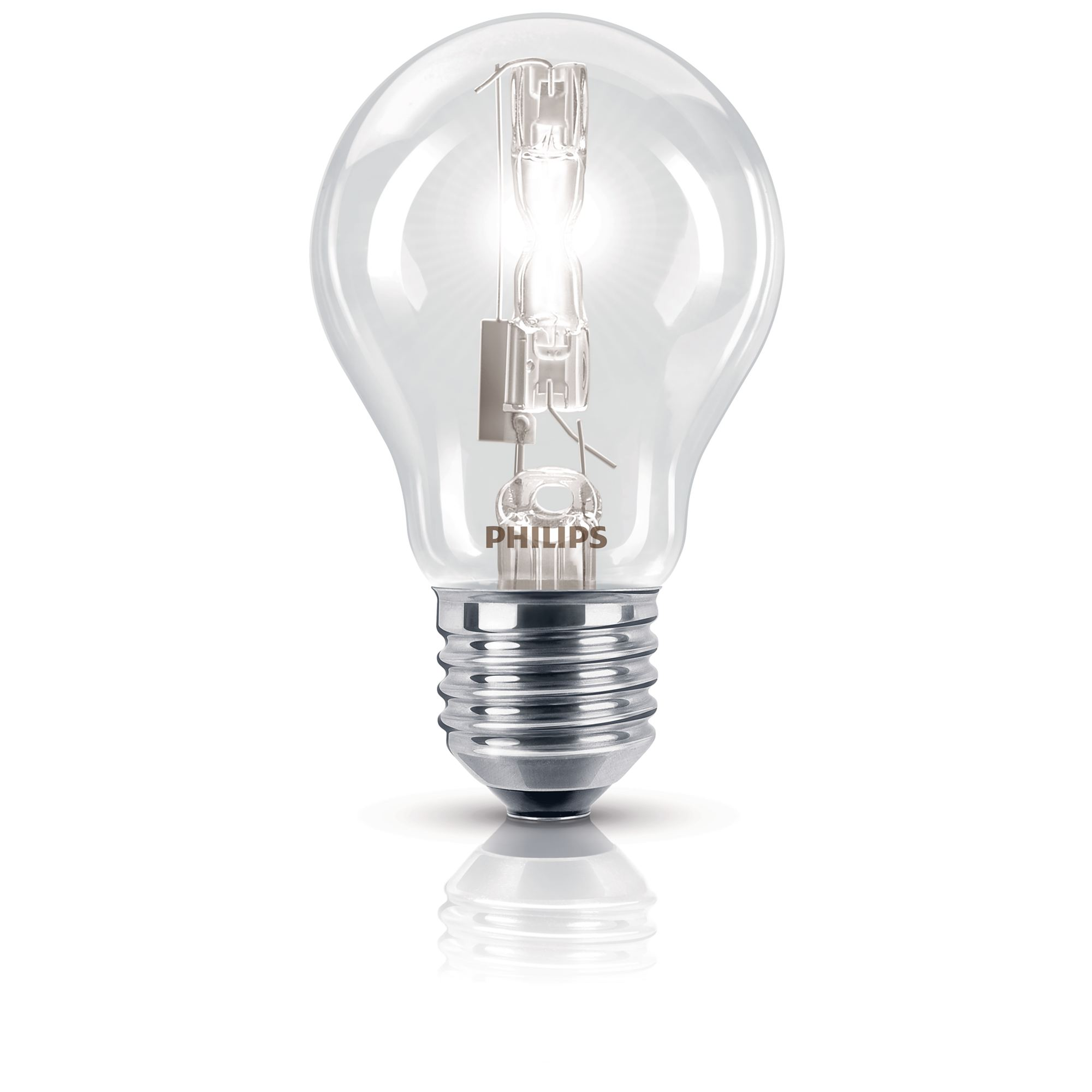Philips 140W E27 monteret lys halogenlampe