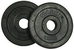 Marcy Rubber Weight disc