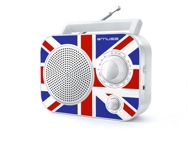 Muse M-060UK radio