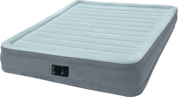 Intex Comfort-Plush Mid Rise Airbed Full
