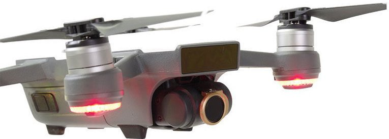 Polar Pro DJI Spark Cinema Filter 3-pack Vivid